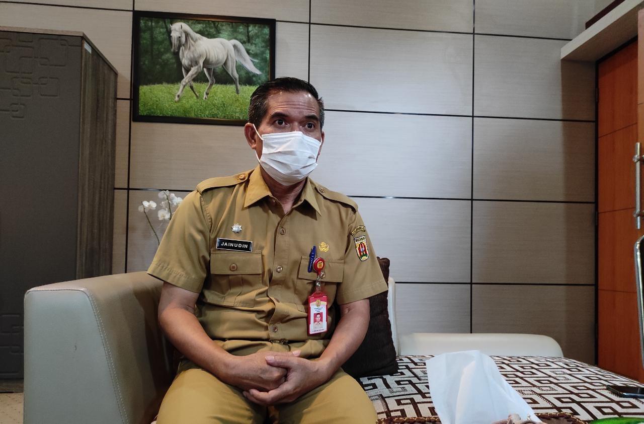 Kepala Badan Pengelola Keuangan dan Aset Daerah (BPKAD) Kota Banjarbaru, Jainudin