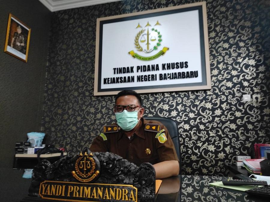 Kasus Ipad Sekretatiat DPRD Banjarbaru, Kejaksaan Mendekati Penetapan Tersangka